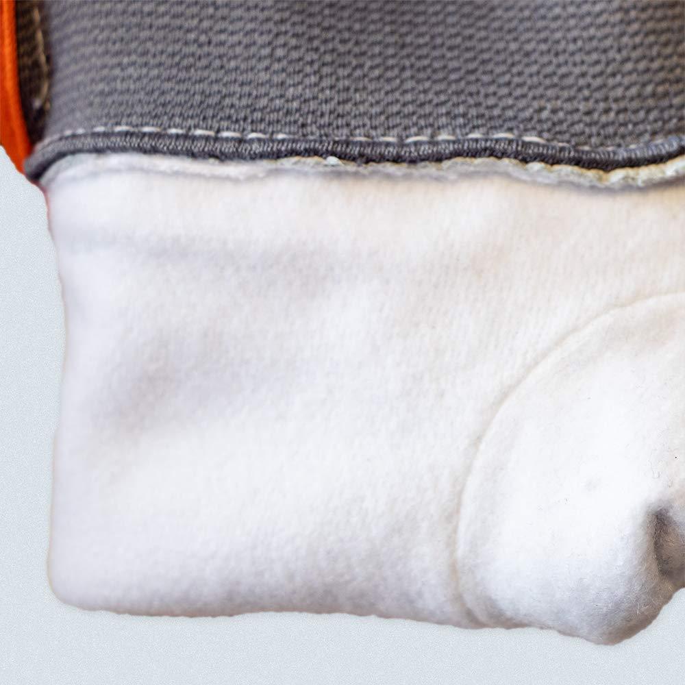 in pelle di capra e spandex Guanti da lavoro termici invernali Worksafe A10-112W A10-112W