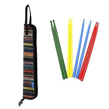 Exquisito Material de algodón de la caja del bolso del mazo del palillo de los palillos de los palillos nacionales especiales del estilo con 4 pares de palillos de nylon de 5A: