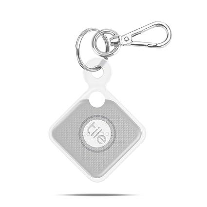 Amazon.com: Fintie - Carcasa de silicona con llavero de ...