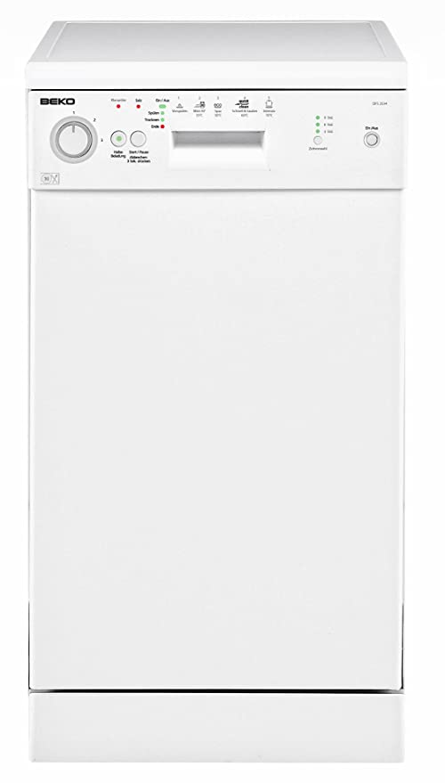 Beko DFS 2534 lavavajilla - Lavavajillas (Independiente, Color ...