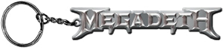 C&D Visionary K-2450-E MEGADETH Logo Metal Keychain C&D Visionary Inc.