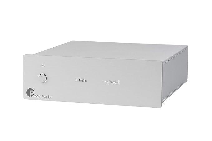 Pro-Ject Accu Box S2 Plata alfonbrilla para ratón: Amazon.es ...
