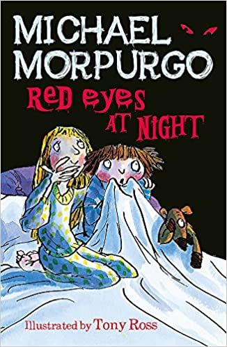 Image result for red eyes at night front cover
