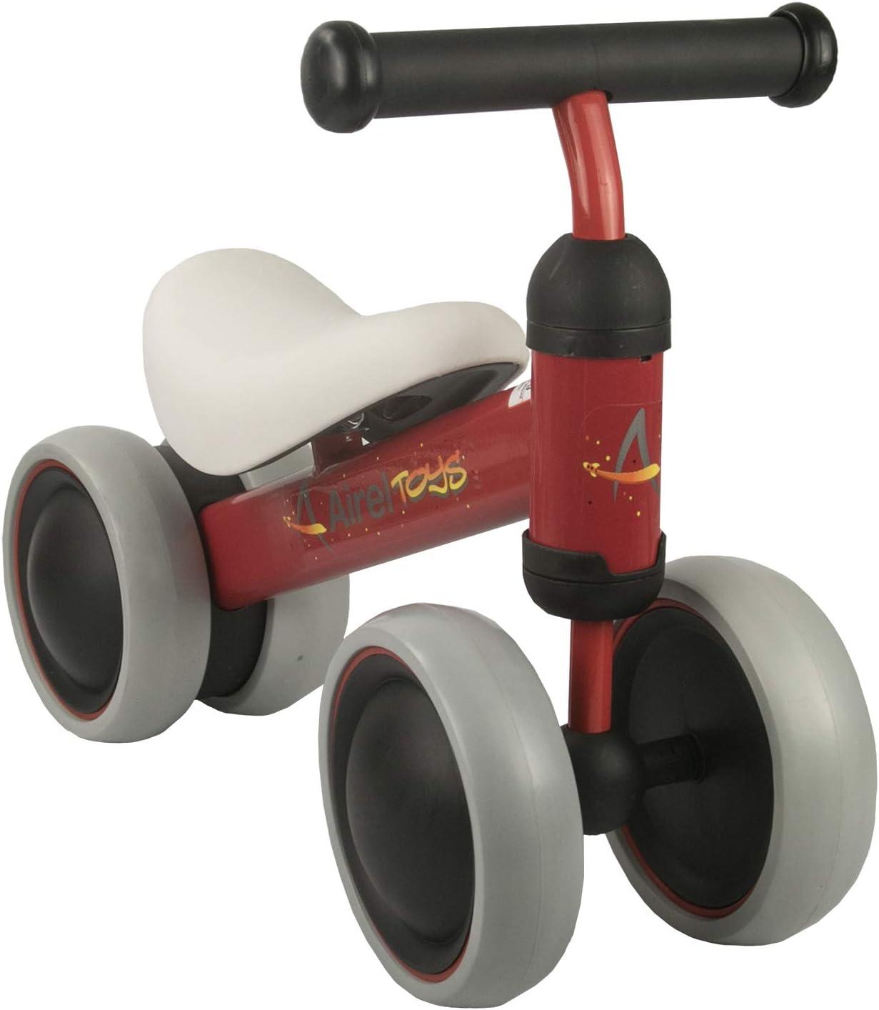Airel Triciclo Sin Pedales | Correpasillos Bebé | Triciclo Sin Pedales Bebé | Triciclo Sin Pedales | Triciclo Sin Pedales Infantil | De 1 a 3 años