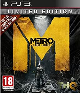 Metro Last Light (PS3) [Importación inglesa]