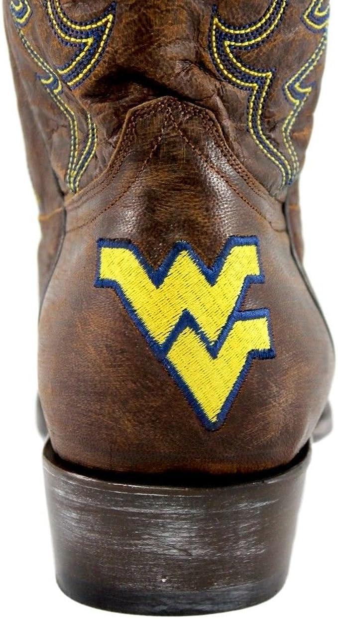 GAMEDAY BOOTS NCAA West Virginia Mountaineers Mens
