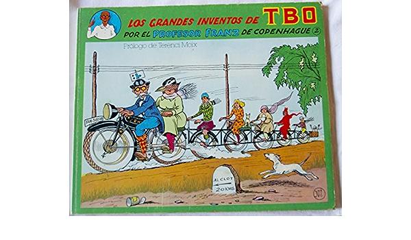 LOS GRANDES INVENTOS DE TBO POR EL PROFESOR FRANZ DE COPENHAGUE 2: Amazon.es: AAVV: Libros