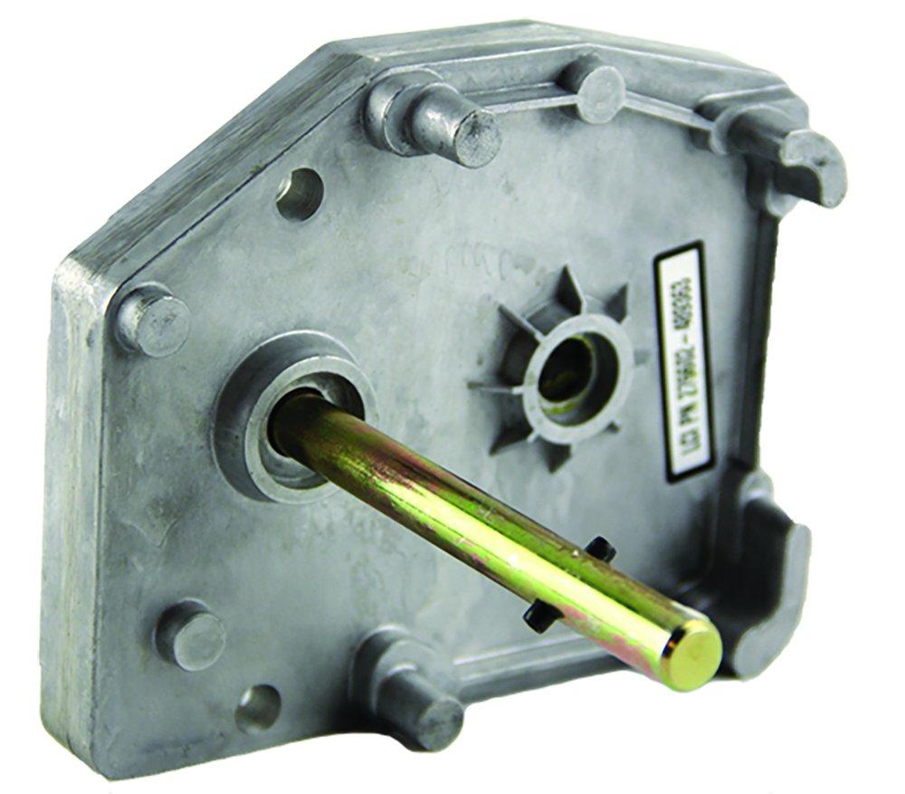 Lippert 276602 Venture Fifth Wheel Landing Gear Box Aluminum by Lippert Components