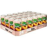 Fuze Tea Black Peach - 24 x 33CL