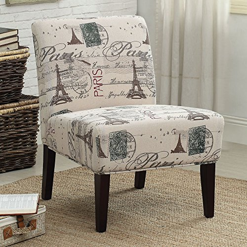 ACME Reece Fabric Accent Chair