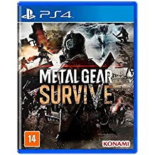Metal Gear Survive PS4 Mídia Física Novo