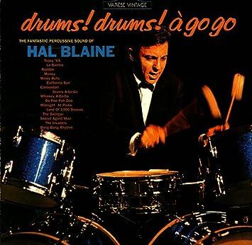 Afbeeldingsresultaat voor drums a gogo blaine