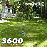 MAXFLO Sprinklers for Yard | Heavy Duty Water