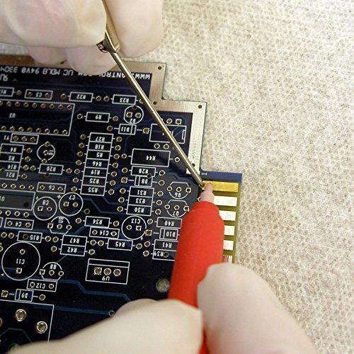 PCB Repair Kit - 24k Gold Plating Kit - Electroplating Kit