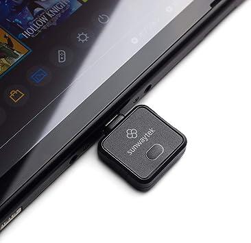 Adaptador de Audio USB-C a Bluetooth para Nintendo Switch, PS4, transmisor de Audio inalámbrico: Amazon.es: Electrónica