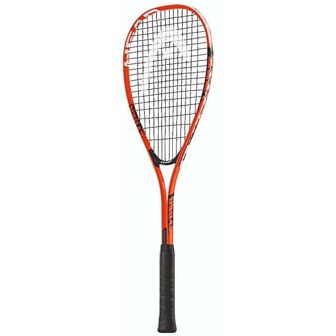 HEAD Cyber Squash Racquet Series (Edge, Pro, Tour, Elite)