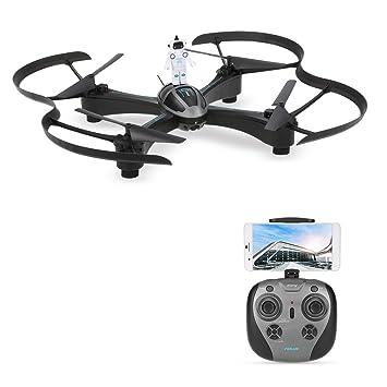 deAO RC Drone Astronauta con Video Cámara FX y Luces LED Dron a ...