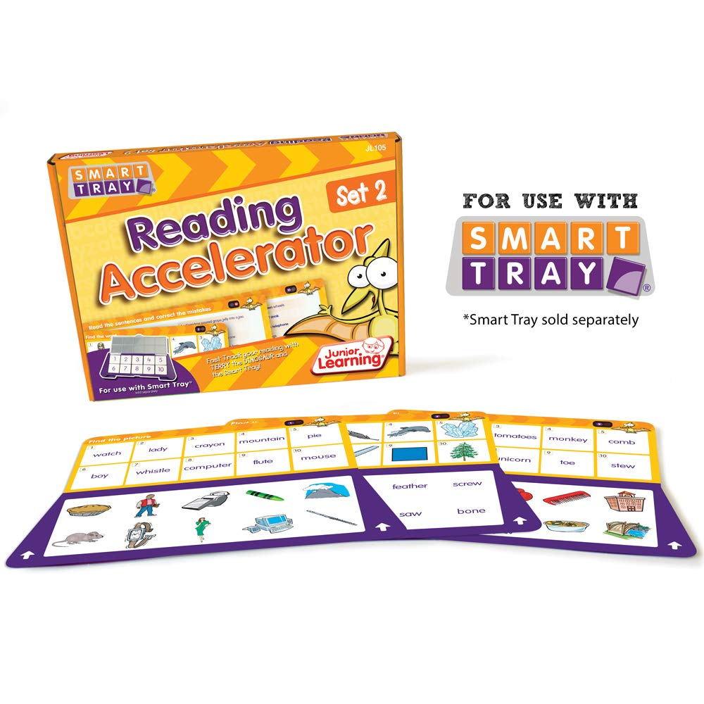 Junior Learning Reading Accelerator Set 2 by Junior Learning (Image #1)