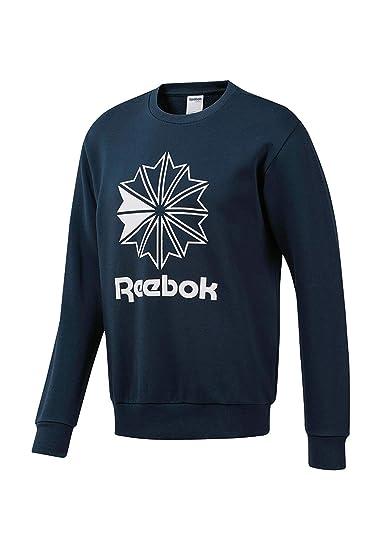 Reebok Sweater Herren AC FT Big STARCREST Crew DT8124