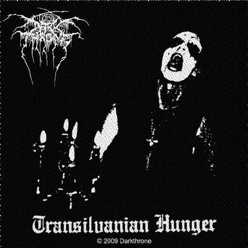 Patch - Darkthrone Transilvanian Hunger
