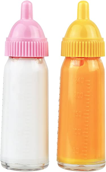 Click N' Play Magic Disappearing Milk and Juice Bottles