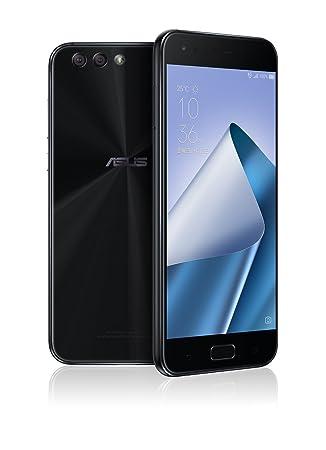 ASUS(エイスース) ZenFone 4シリーズ カスタマイズモデル ミッドナイトブラック Android 7.1.1・ディスプレイ 5.5型・メモリ/ストレージ:4GB/64GB [ZE554KL-BK64S4I]