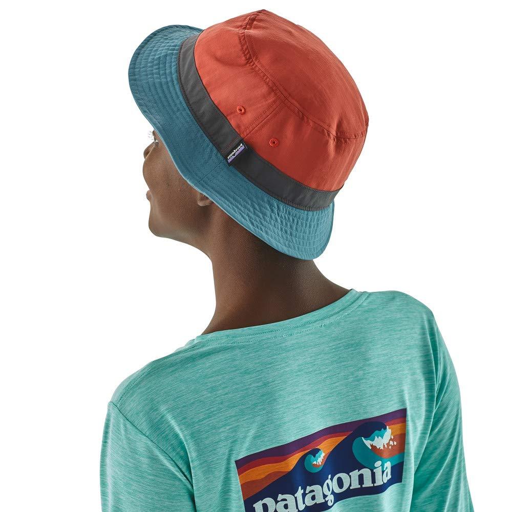 Patagonia Hats Wavefarer Bucket Hat Rust-Blue