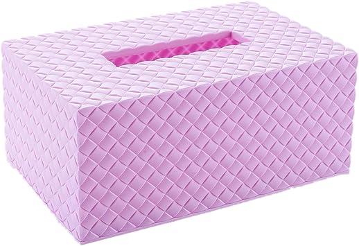 Caja de pañuelos, Woopower plástico dispensador de toallitas caja ...