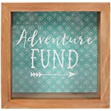 Something Different Boho Bandit Adventure Fund Ornament, Brown/green