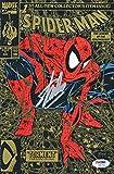 #9: Stan Lee Signed Marvel Spider-Man #1 Comic Book Torment 1990 Gold Cover PSA/DNA