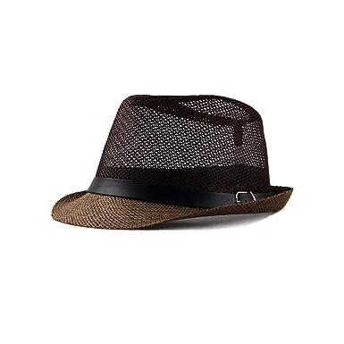 Gorros Sombrero De Panamá Unisex para Hombre Mujer Jazz Modernas ...