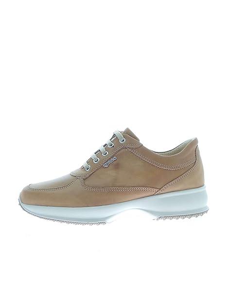 c7c5cd8557 IGI&CO 3153033 Cuoio Sneakers Donna: Amazon.it: Scarpe e borse