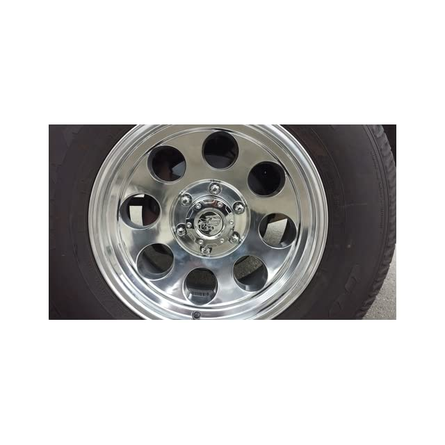 Pro Comp Alloys Series 69 Wheel with Polished Finish (17x9/6x139.7mm)