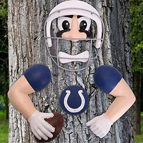 (NFL Football Player Tree Decoration (Indianapolis)