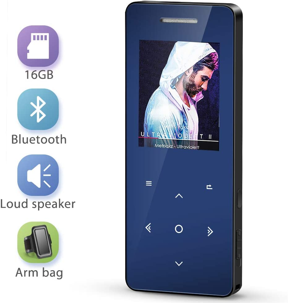 MayBest MP3 Player with Speaker
