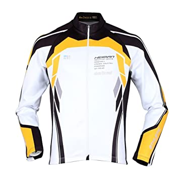 7b7697c57 Image Unavailable. Image not available for. Color  HEIMAN Men Women Long  Sleeve Outdoor Thermal cotton ...