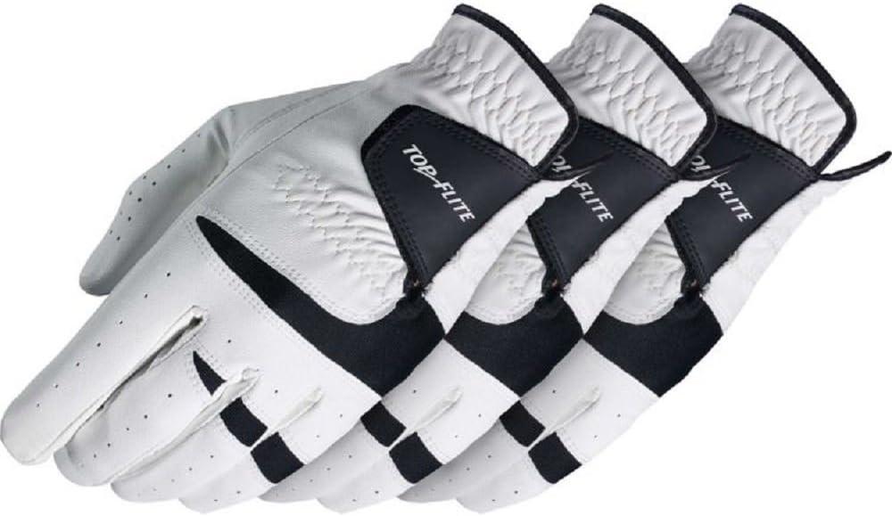 Top Flite Men s DigiTech Golf Glove – 3-Pack