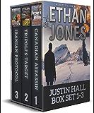 Justin Hall Spy Thriller Series Box Set Books 1-3: Action, Mystery, International Espionage and Suspense (Justin Hall…