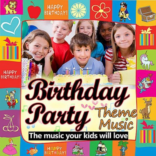 Birthday Party Theme Music By Tree House Party On Amazon