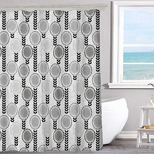 (MKOK Hotel Shower Curtain 70