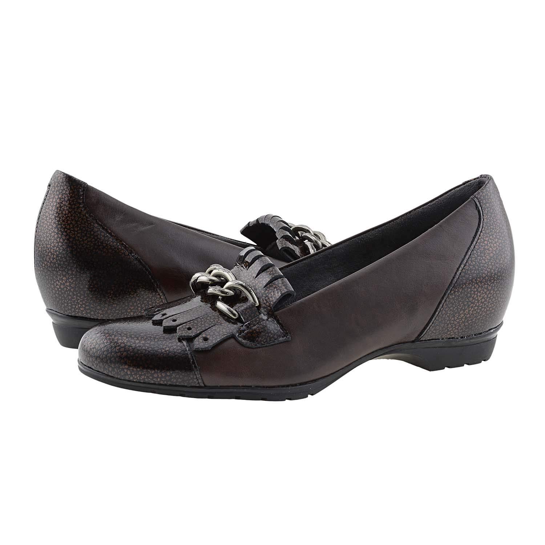 Zapatos Piel Lisa y Charol Pitillos