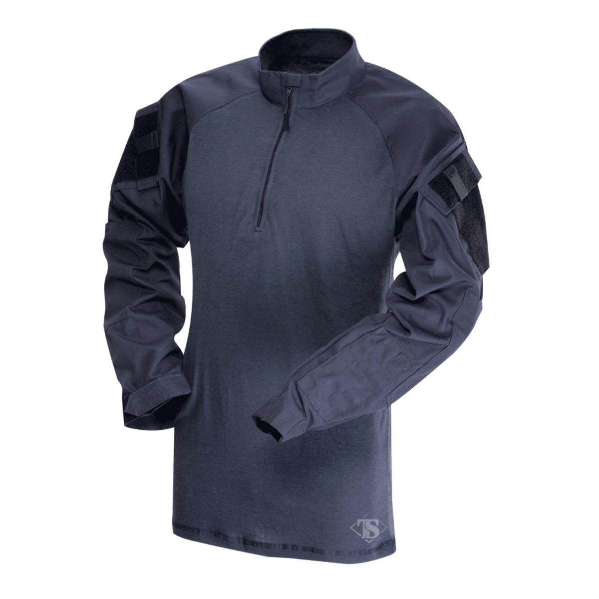 Tru-Spec Combat Shirt 1//4/Zip Navy