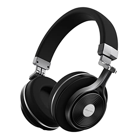 Bluedio T3 (Turbina 3) Cuffie Wireless Bluetooth 4.1 Stereo (Nero ... 63f37eccc2fb