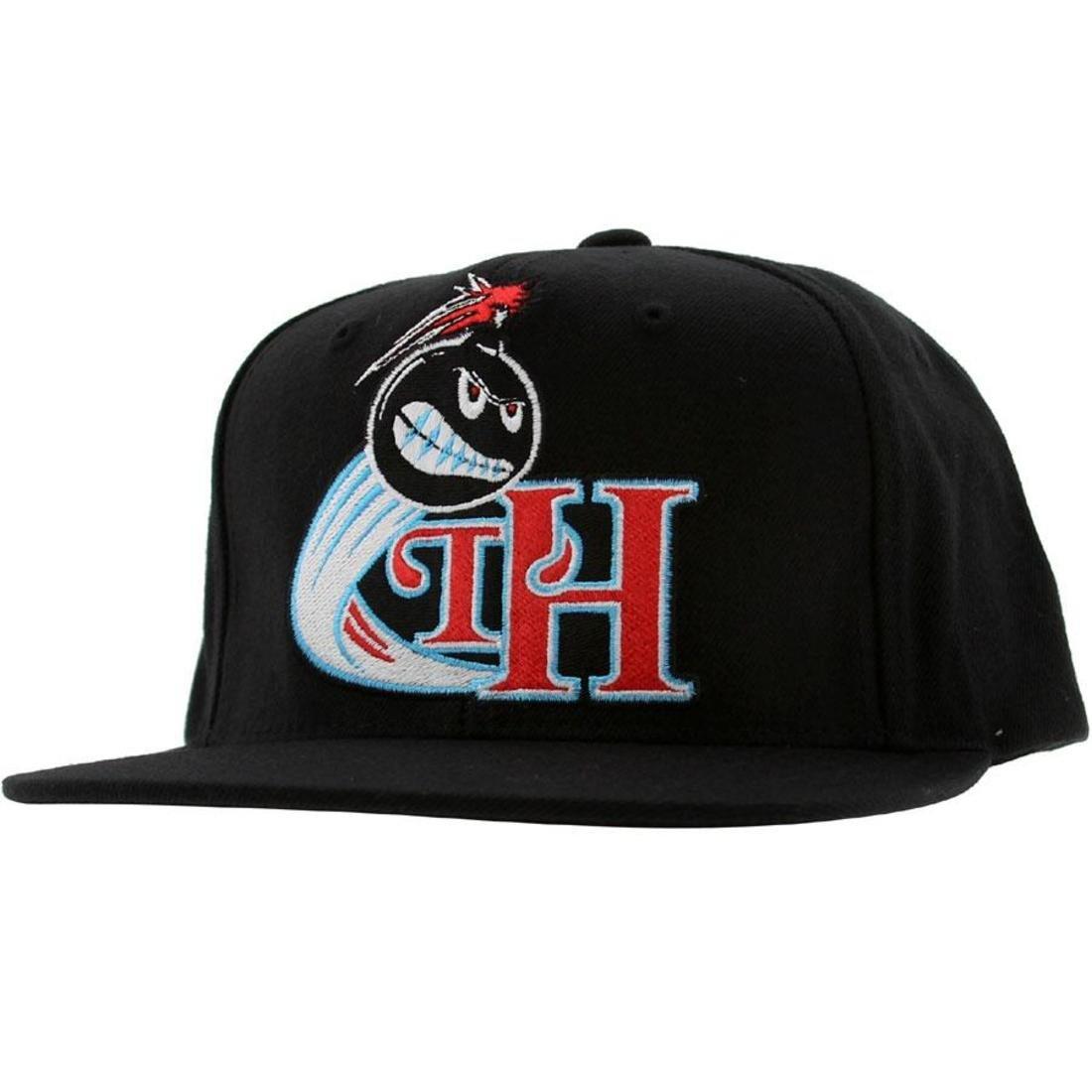 89d79ec1132 The Hundreds Tournament Snapback Cap (black) at Amazon Men s Clothing store