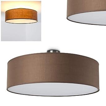 Beleuchtung Garten & Terrasse 2 X Led 7 Watt Deckenleuchte Rund Lampe Deckenlampe Weiss