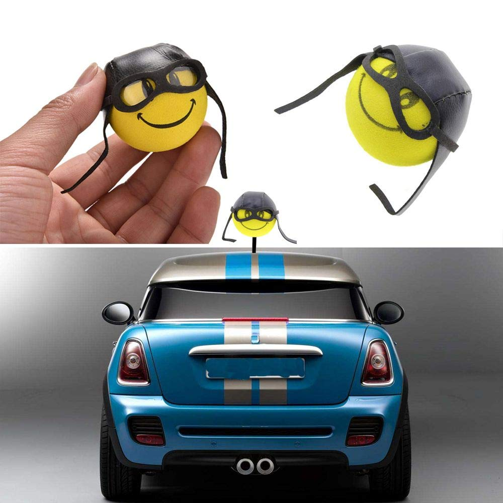 Divertente pilota EVA antenna auto antenna topper Truck SUV penna Decor Gift Toy okdeals