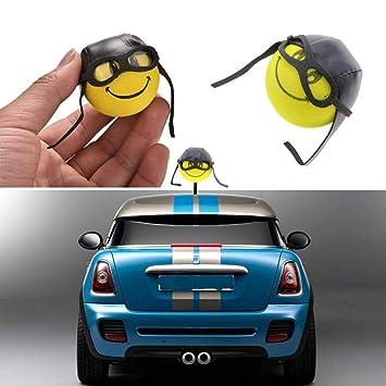 GGG Cute Funny EVA Car Aerial Ball Antenna Topper Truck SUV Pen Decor Gift Toy Duck