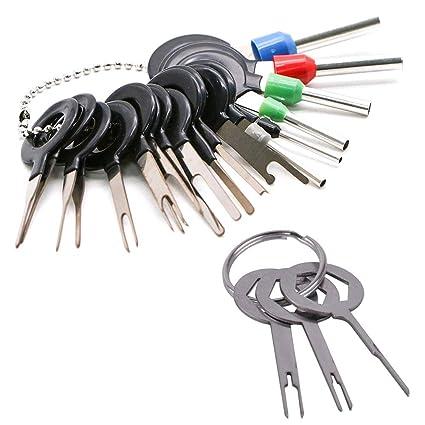 Phenomenal 21Pcs Car Terminal Removal Key Tool Set Auto Electrical Wiring Crimp Wiring Digital Resources Warobapapkbiperorg