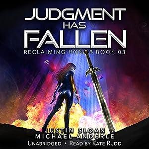 Judgment Has Fallen Audiobook