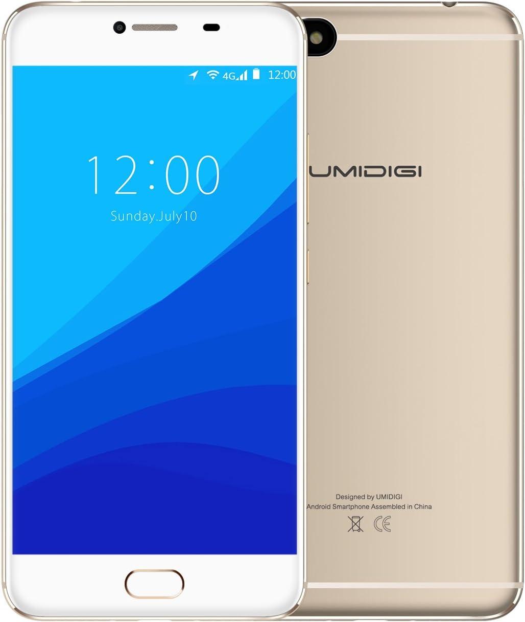 Smartphone Libre 4G de 5.5HD ,UMIDIGI C NOTE Telefonos Moviles Libres: Amazon.es: Electrónica